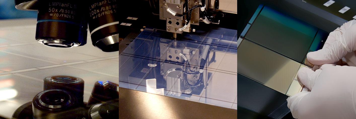 Paneles solares transparentes en celulares