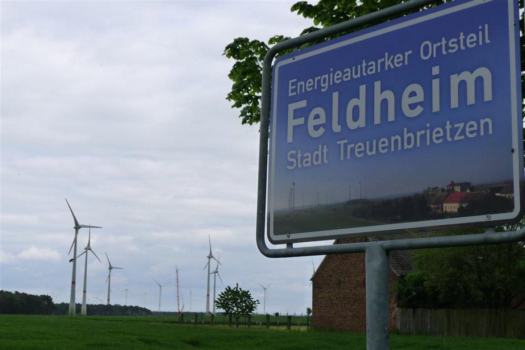 Pueblo en Alemania 100% autosostenible